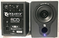 Equator D5 speakers