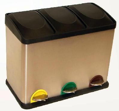 Papeleras de reciclaje - Cubos para reciclar ...