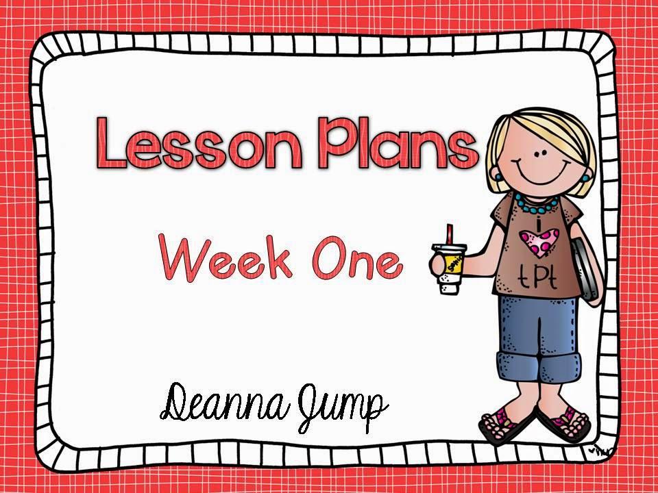 my lesson plan