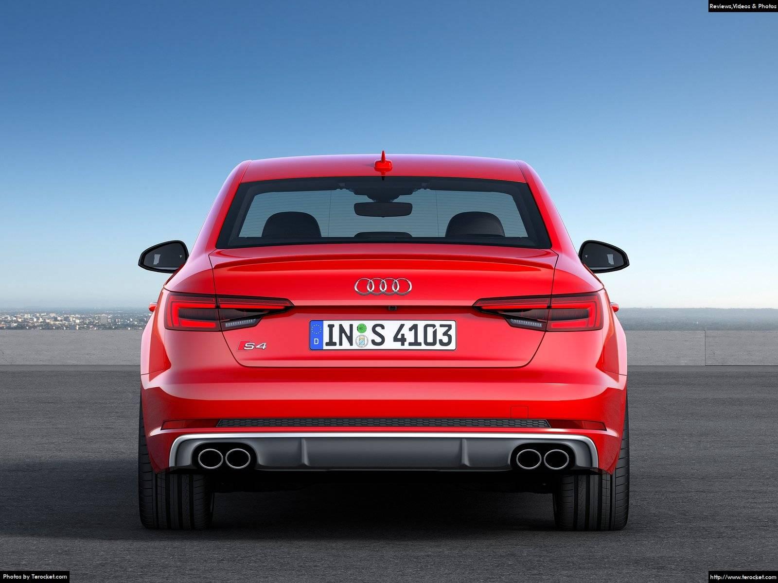 Hình ảnh xe ô tô Audi S4 2017 & nội ngoại thất