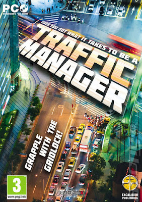 Traffic Manager PC Cover