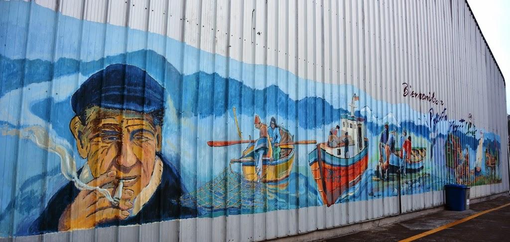 Puerto Montt graffiti