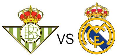 Prediksi Skor Real Betis vs Real Madrid 25 November 2012