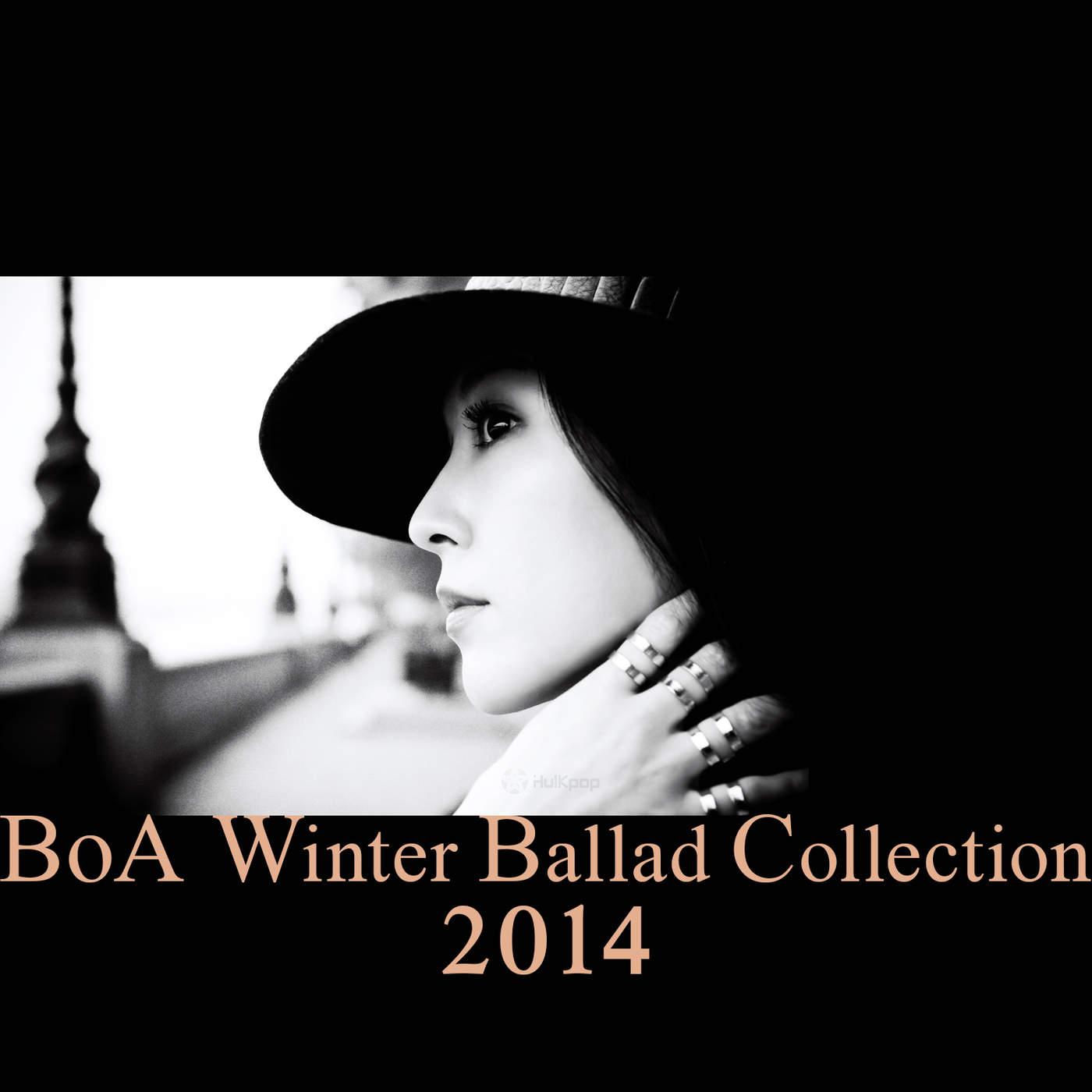 BoA – Winter Ballad Collection 2014 (Japanese)