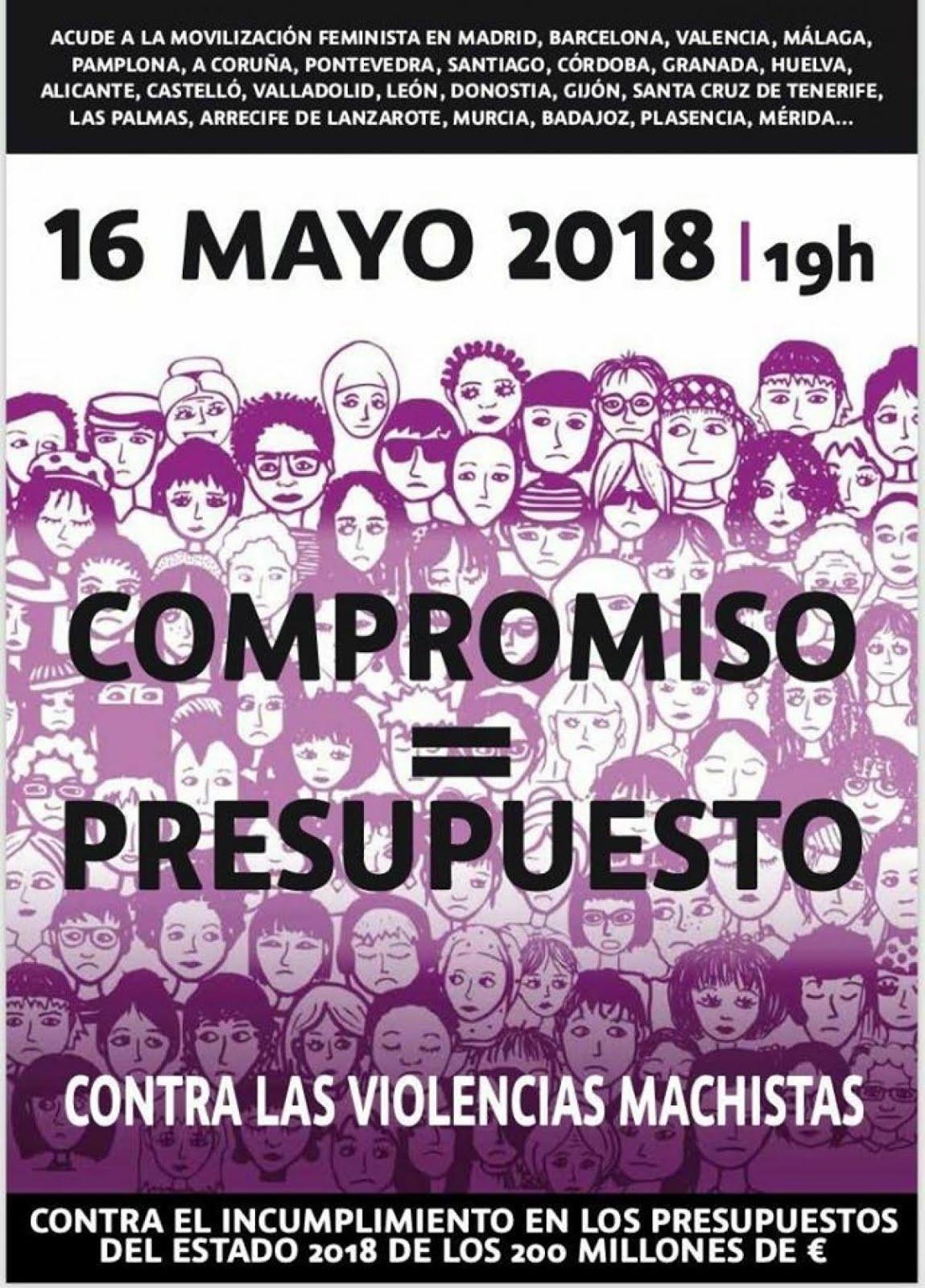 16 mayo Compromiso