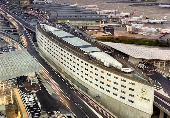 Hotels At Orly Airport Ory Hilton Paris Hotel