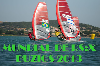 VELA RS:X-Mundial Buzios 2013 (Brasil)