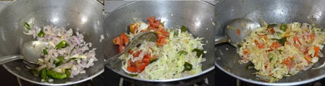 How to make cabbage chutney