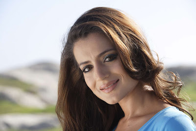 Stills of Amisha Patel from Chatur Singh 2 Star