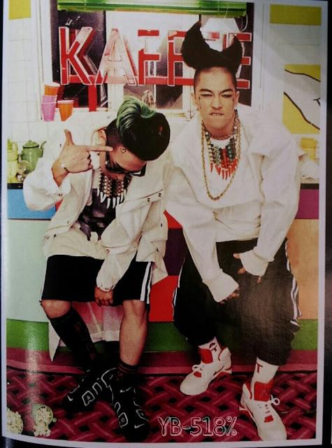 G-Dragon & Taeyang Majalah Vogue 04