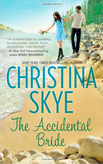 The Accidental Bride Christina Skye book cover