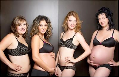 Lingerie para grávidas