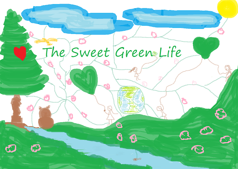 the sweet green life