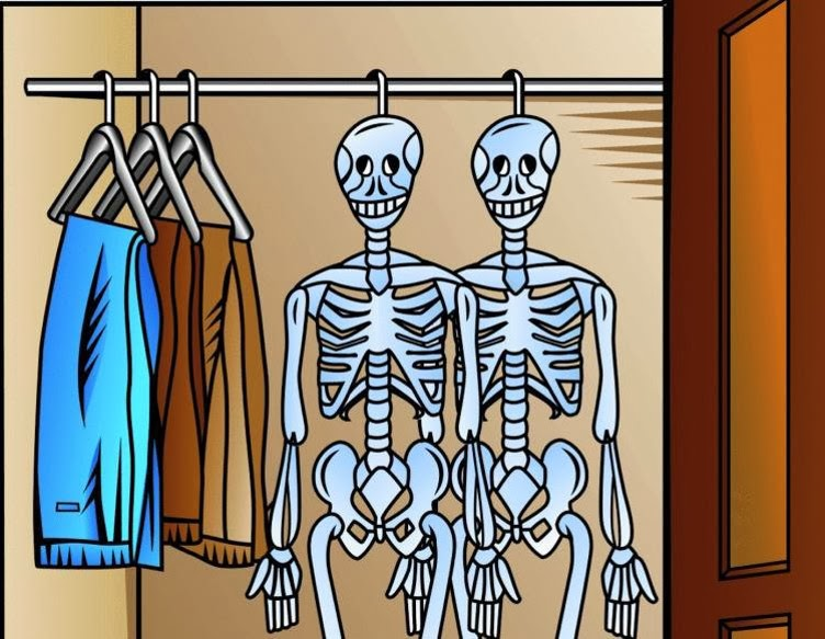 skeletons in my closet meaning 2