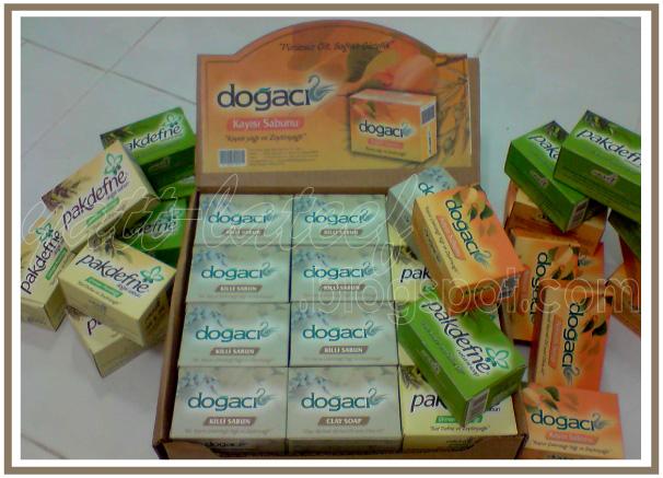Jualan Akhir Tahun 2011 End Year Sale Sabun Dogaci