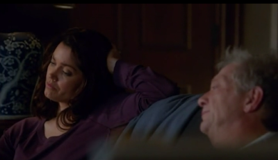 Scandal 5x05 You Got Served, Mellie Cyrus