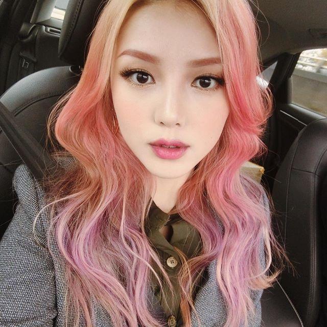Natural korean makeup