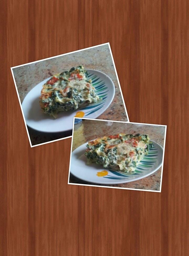 In cucina con zia vale lasagne light - Cucina con vale ...