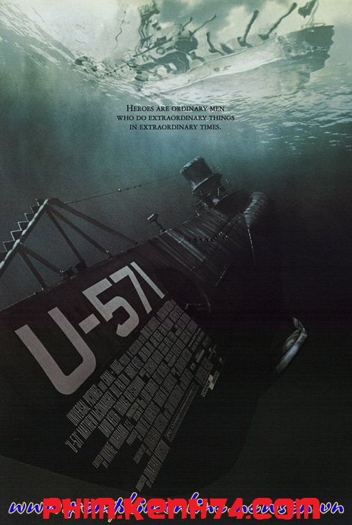 Phim Tàu Ngầm U-571 - U-571