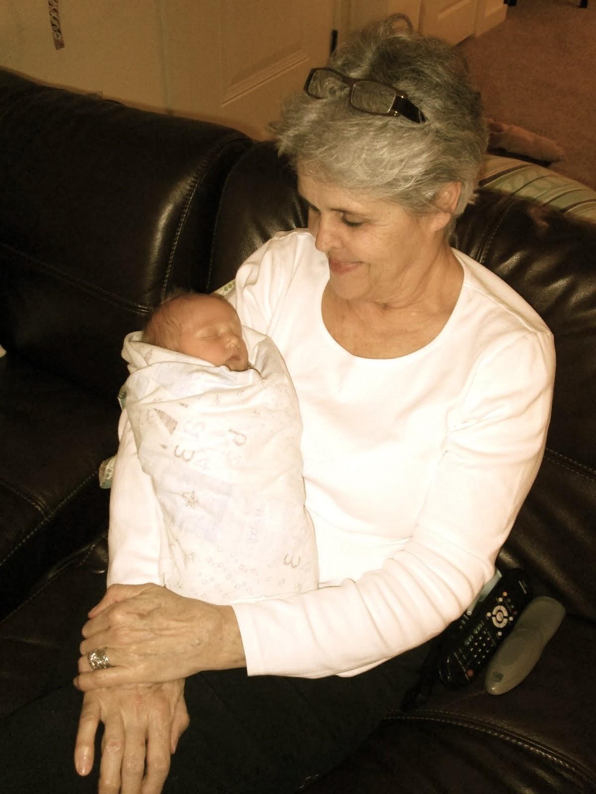 Grandma Eastman & Amari