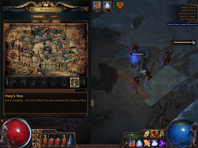 Path of Exile - Normal World