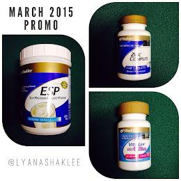 MARCH 2015 PROMO