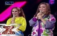 JEBE & PETTY - TIK TOK (Kesha) - Gala Show 08 - X Factor Indonesia 2015