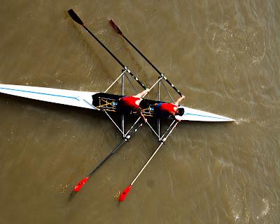 Canottieri sul Po
