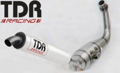 Rincian Harga Knalpot Motor TDR Racing Terbaru 2014 Untuk Semua Type