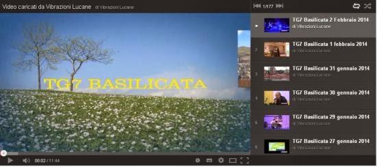 TG7 Basilicata WebTv