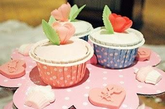 Şeker Kekler Tarifi