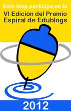Espiral Edublogs 2012