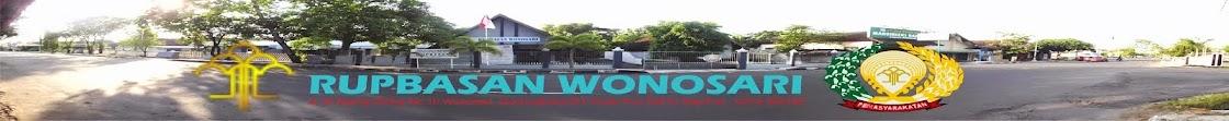 Selamat datang di pusat informasi RUPBASAN Wonosari