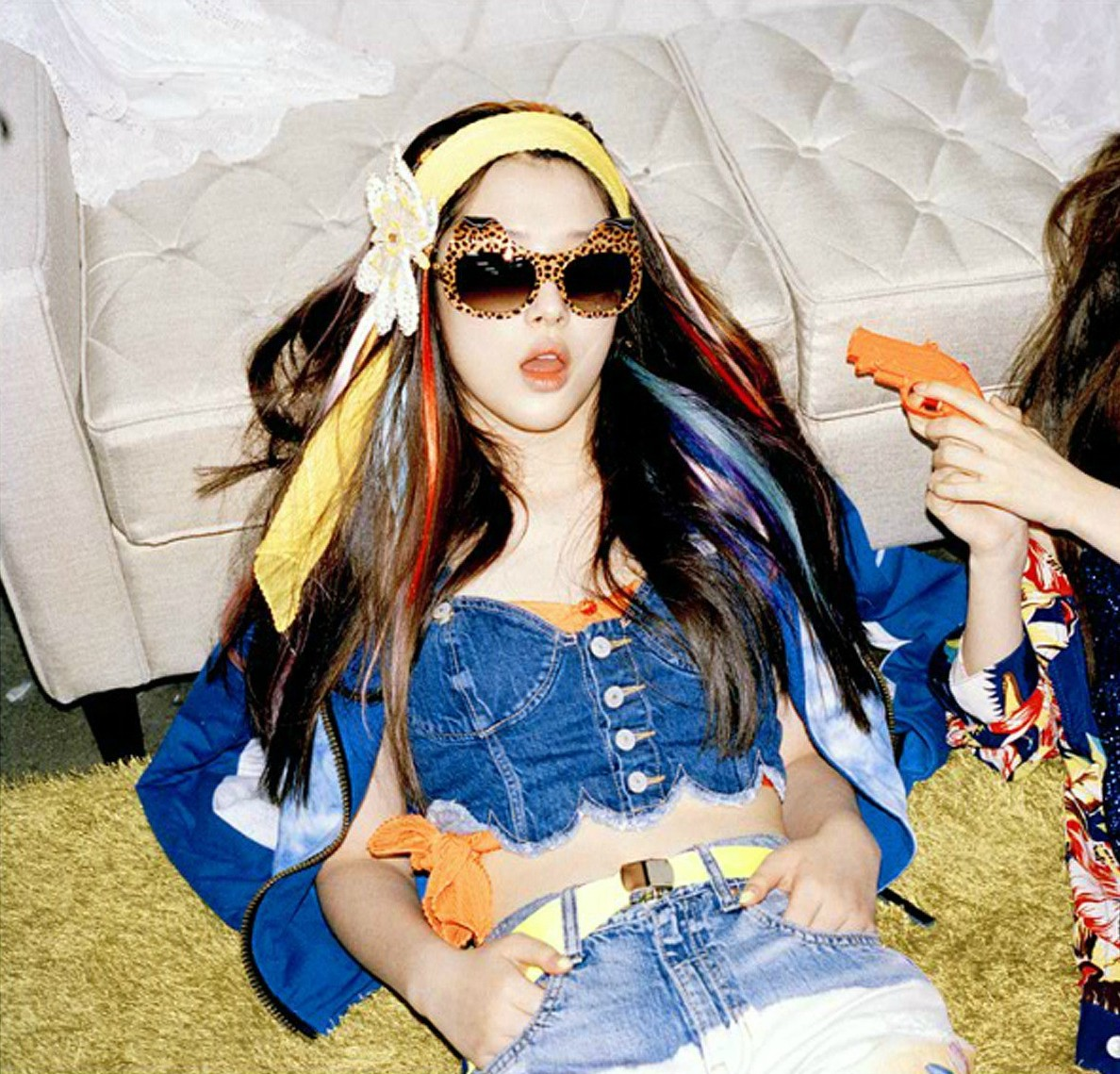 K-POP: F(x) - Electric Shock (Photoshoot) F(x) Electric Shock Krystal