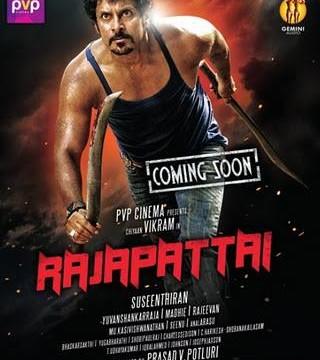Rajapattai 2011 Hindi Dubbed 480p HDTV Rip 350mb