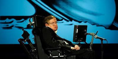 Hawking Surga Itu Cuma Dongeng