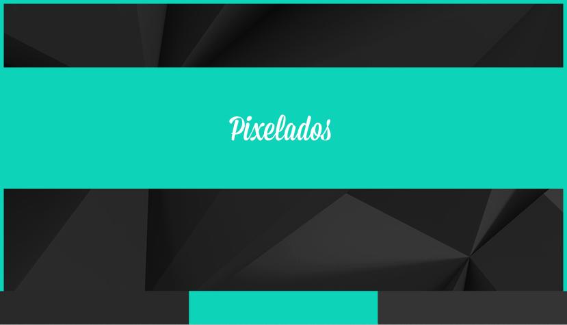 Saray de Pixelados - Sexta Colaboradora