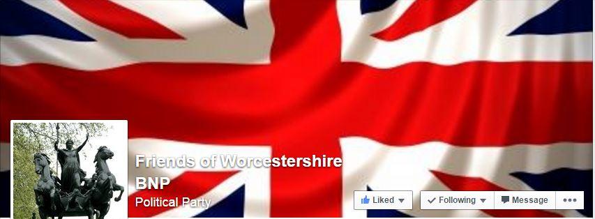 WORCESTERSHIRE BNP