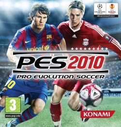 PES 2010 Pc Game Highly Compressed 10 Mb