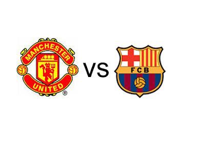 Prediksi Jitu Barcelona vs Manchester United