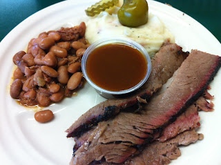 Lufkin Bar-B-Q BBQ Barbecue Barbeque Bar-B-Que Lufkin Texas East Angelina County Brisket