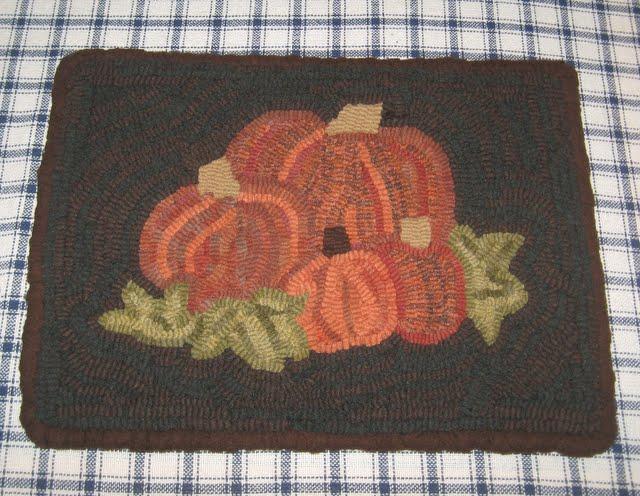 Harvest Time Rug Hooking Kit $75.00