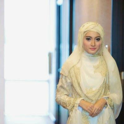 Hijab Pengantin Syar'i