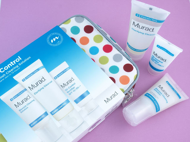 Murad Blemish Control Travel Set: Review