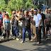 Peringati Hari Pahlawan, Gema Keadilan Surabaya 'Menghunus Bambu Runcing'