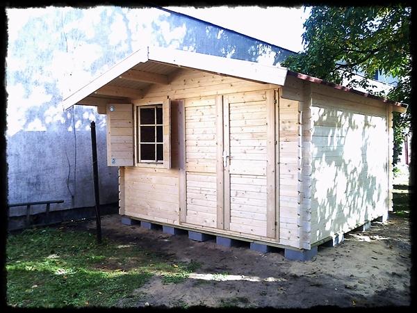 O małym drewnianym domku… cz.2