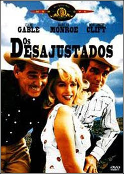 Download - Os Desajustados DVDRip - Dublado