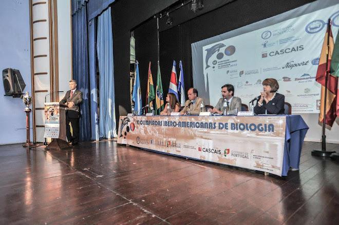 O.I.A.B. 2012 VI OLIMPIADAS IBERO-AMERICANAS DE BIOLOGIA