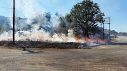 Fires still happening