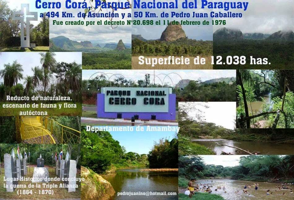 Paraguay Natural Resources